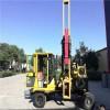 晋城公路打桩机 护栏打桩机 打拔一体护栏打桩机