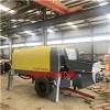 卧式混凝土输送泵 斜式混凝土输送泵视频 20型混泥土输送泵