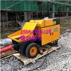 济宁40型混凝土输送泵 大型柴油动力细石砂浆输送泵