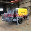 型地泵混凝土输送泵 二次构造细石砂浆浇筑泵