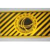 黑黄斜拉线反光膜 国网电杆反光膜报价