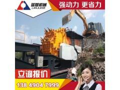 海南省采購移動建筑垃圾破碎分揀機PU03KF