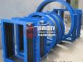 广州非金属柔性补偿器集尘系统