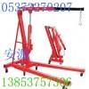 供應0.5-2噸手動液壓吊車,液壓小吊車,折疊小吊車