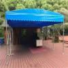 东西湖区活动雨棚移动帐篷户外停车洗车蓬定制